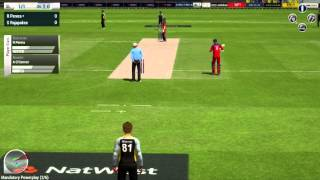 THIS GAME IS BALLS -- Ashes Cricket 2013 Part 1