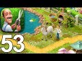 GARDENSCAPES - Stable Area - STORY Walkthrough Gameplay Part 53 (iOS Android)