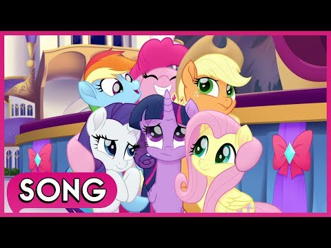 We Got This Together (Song) - My Little Pony: The Movie [HD]