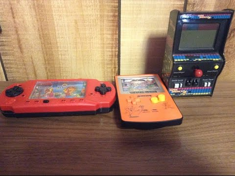 Cheap Portable Handheld Games Review