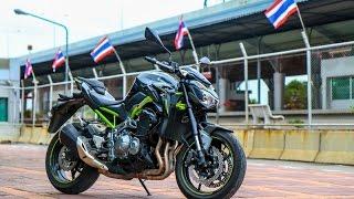 Kawasaki Z900 by MotoRival