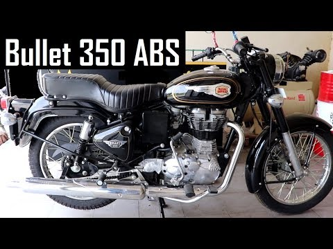 Royal Enfield Bullet 350 ABS | Detail Review 2019 Modal