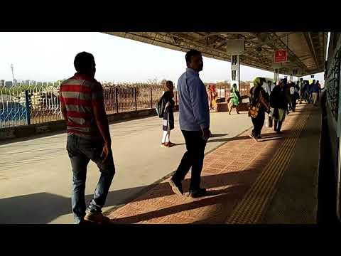 DMIC-2018 Dedicated Freight Corridore work progress Delhi Mumbai Indestrial Corridore work progress
