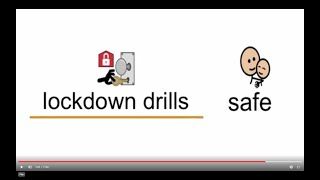 Lockdown Drills Help Keep Us Safe Song With Aac Music With Ms Marlowe Youtube