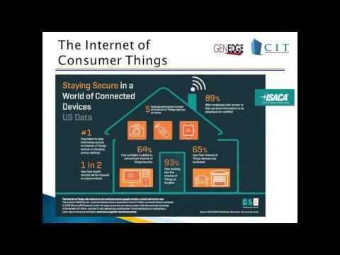 IoT & Cyber Security Risks Webinar