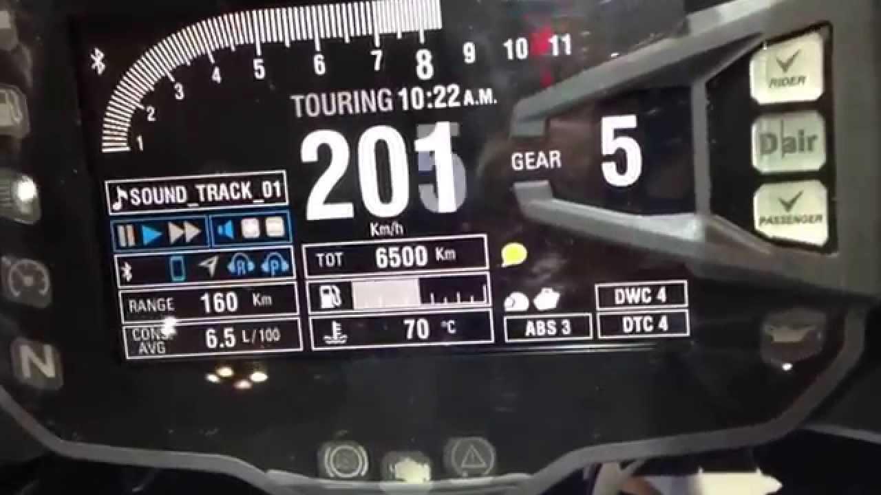 Nuovo crusco... Ducati Youtube Multistrada 2015