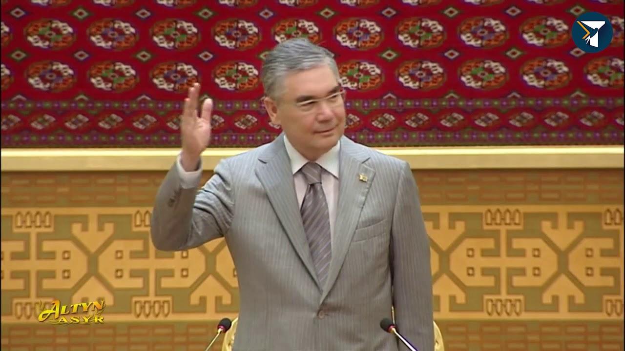 Президент Гурбангулы Бердымухамедов отметил 63-летие - возраст пророка