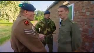 Bad Lads Army: Luke Brown Vs. Sgt Edwards