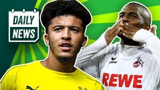 Modeste zum VfB Stuttgart? Uli Hoeneß macht Schluss! Eintracht Frankfurt marschiert!