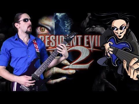 "Resident Evil 2 - Save Room Theme ""Epic Metal"" Cover (Little V)"