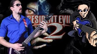 "Resident Evil 2 - Save Room Theme ""Epic Metal"" Cover (Little V)"