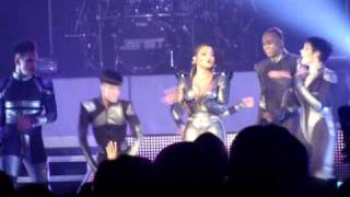 """Janet Jackson Live @ Constitution Hall 3.22.11, Washington, DC, """"Miss You Much"""" #Number 1s Tour"""