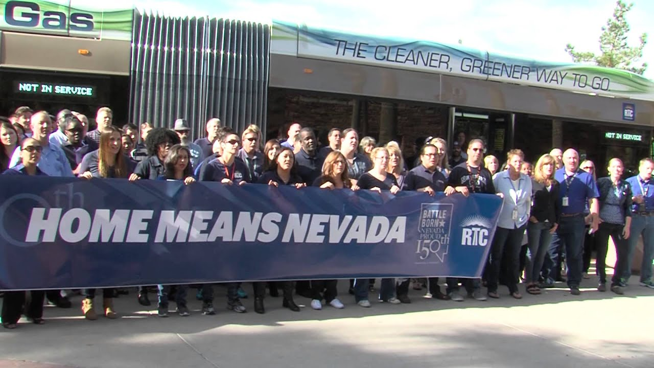 rtc of southern nevada sings home means nevada youtube