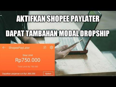 cara-mengaktifkan-shopee-paylater-beli-dulu-bayar-belakangan