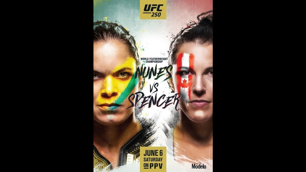 UFC 250: Nunes vs. Spencer odds, best predictions: MMA insider ...