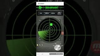 Ghost Radar active ..mins ago from bedroom