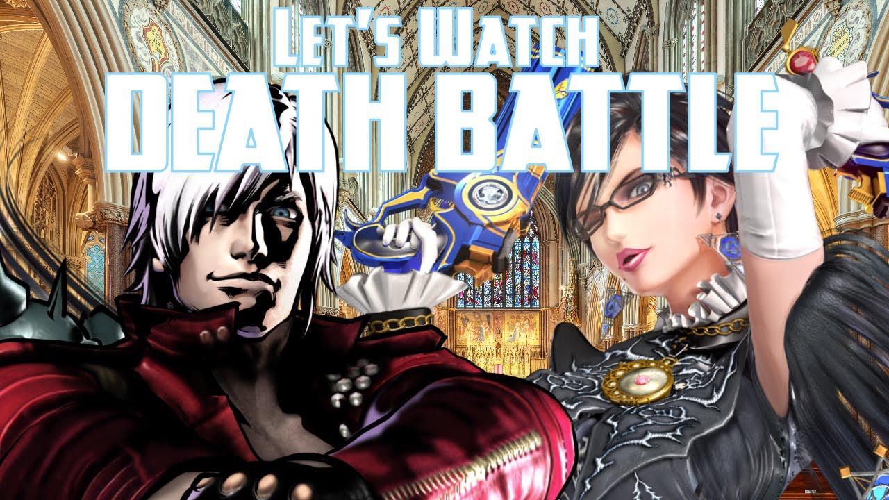 Dante death battle