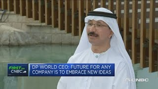 DP World planning to launch its first hyperloop for cargo in India, CEO says | Squawk Box Europe