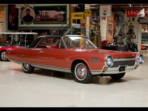 1963 Chrysler Turbine: Ultimate Edition - Jay Leno