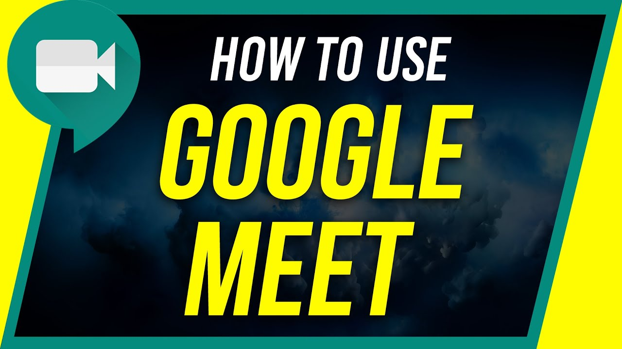 How to use Google Meet - Video Conferencing for Large Groups