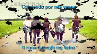 Fit For Rivals - Novocaine (Lyrics English) (Subtitulada En Español)