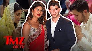 Nick Jonas & Priyanka Chopra Are Happily Engaged! | TMZ TV