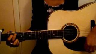 Love Me - Justin Bieber Guitar Karaoke/Instrumental (with chords & lyrics)