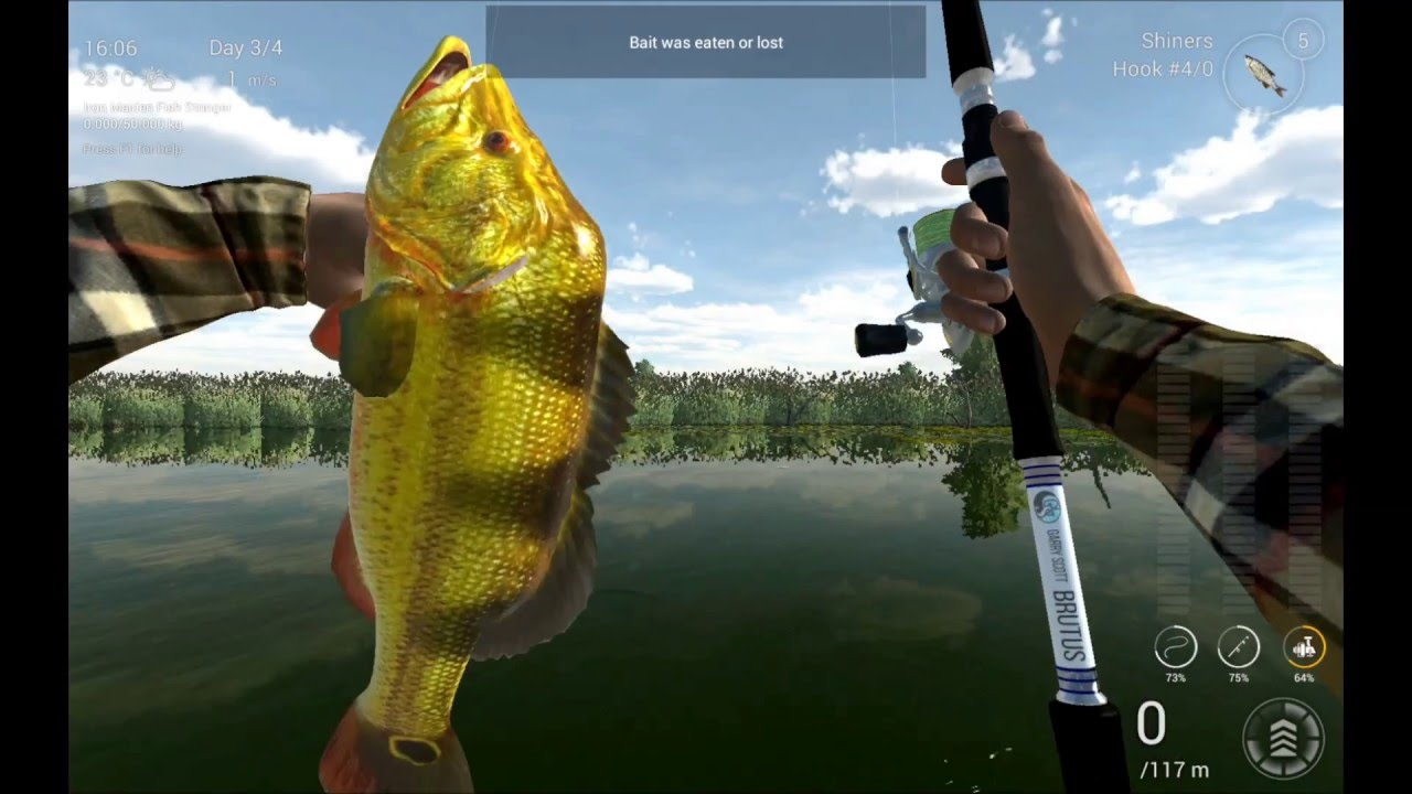 Fishing Planet Florida Unique Largemouth Bass And Peacock Bass