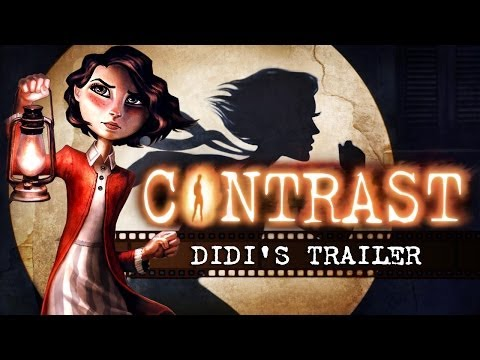 Contrast trailer jazzes up a girl's imaginary shadow-shifting friend