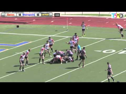 USA Rugby Gold Cup - Dallas RFC vs Metropolis