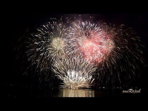 2015 Celebration of Light Fireworks (Team Brazil: July 29)