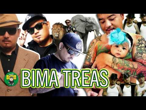 BIMA TREAS (VOKALIS/FRONTMAN BRAVESBOY REGGAE JOGJA)