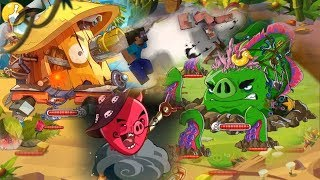 Angry Birds Epic - All Bosses & Ending Part 2