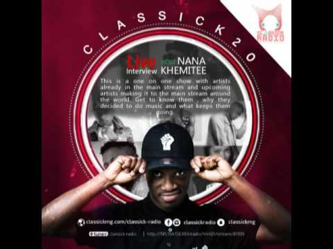 Classick 20 with Wanlov The Kubolor