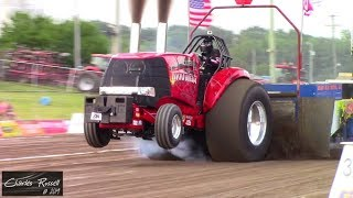 Tractor/Truck Pulls! 2019 Fort Recovery NTPA Grand Nationals - Session 1