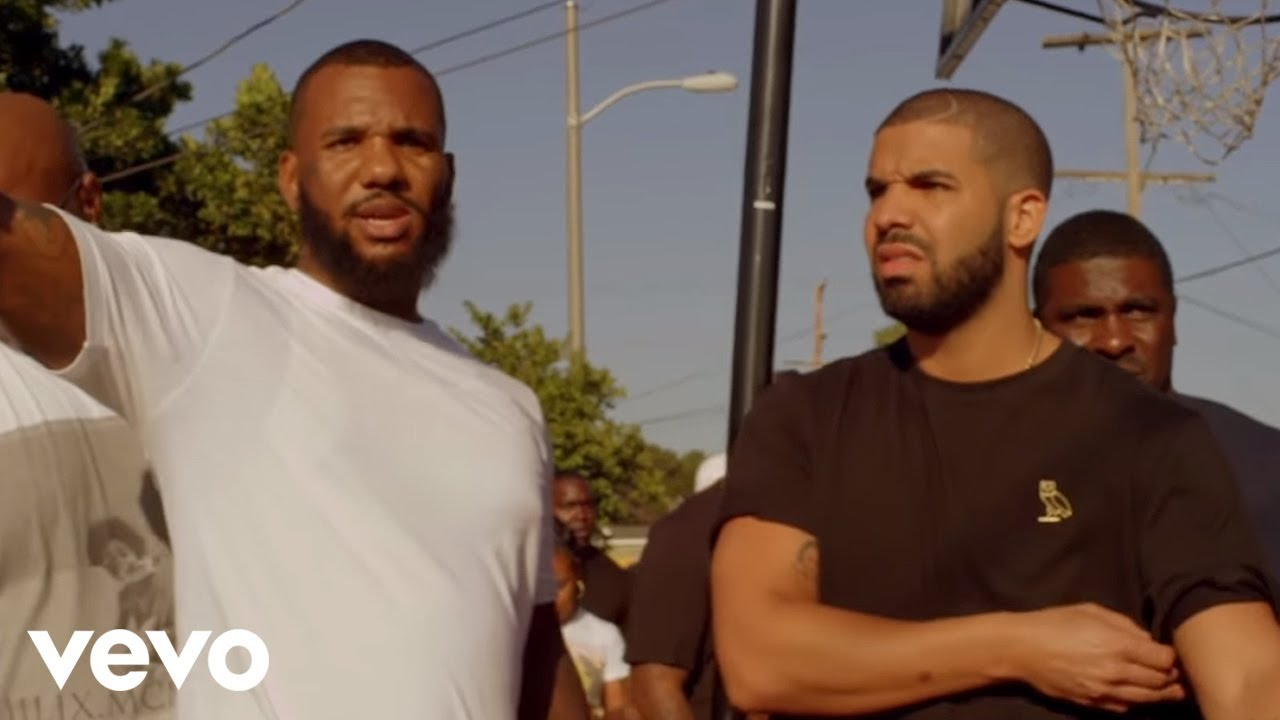 Download The Game 100 Ft Drake Official Music Video