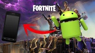 ✔️REQUISITOS PARA FORTNITE EN ANDROID?!?! dispositivos en los que podrás jugar fortnite