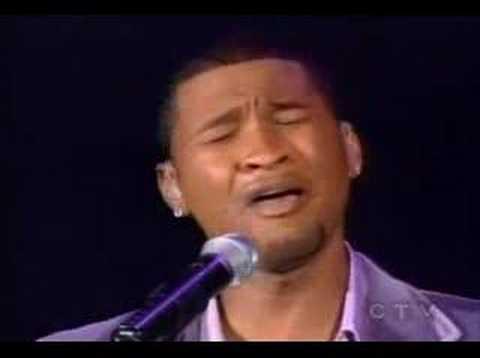 Usher - Luther Vandross - Superstar