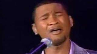 Usher - Luther Vandross - Superstar