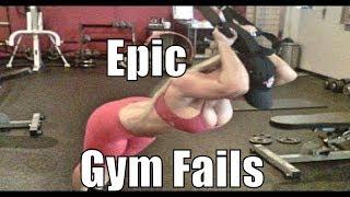 Epic Gym Fail Compilation