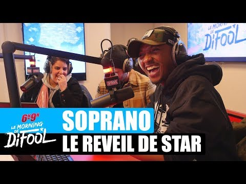 Youtube: Soprano – Le réveil de star #MorningDeDifool