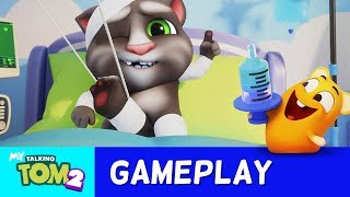 💊Doctor in the House Five Funny Boo boos in My Talking Tom 2