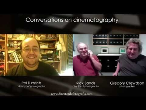 Conversations on cinematography: Gregory Crewdson and Rick Sands