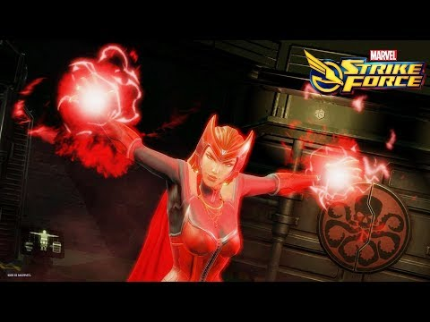Scarlet Witch Event - Marvel Strike Force