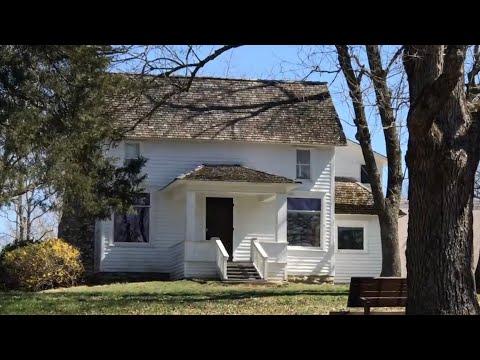 Laura Ingalls Wilder Home (Mansfield, Missouri)