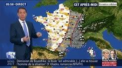 Prévoyez votre parapluie, la pluie est de retour ce mercredi