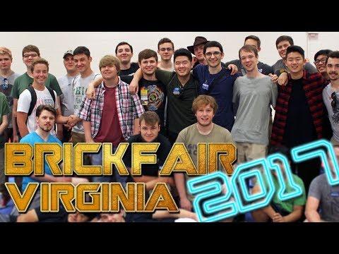 BrickFair: Virginia 2017 Shenanigans