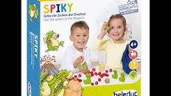 """Tischspiel """"Spiky"""""""