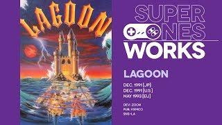 Lagoon retrospective: Bad ending | Super NES Works #029