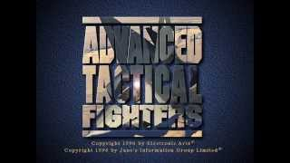Jane's Combat Simulations - Advanced Tactical Fighters (1996) - Intro Video